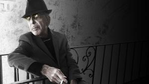 Leonard Cohen, en una imagen promocional de 'You want it darker'