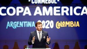 La Conmebol rechaza la petición de Colombia de aplazar la Copa América 2021.