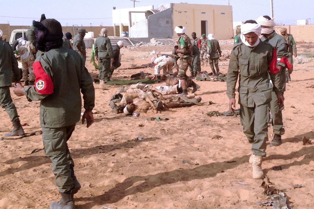 Almenys 47 morts a Mali en un atemptat suïcida contra soldats progovernamentals