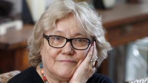 Isabel-Clara Simó obtiene el Premio Jaume Fuster