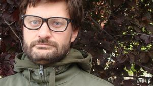 El escritor argentino Federico Falco.