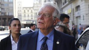 Borrell, des de Belgrad: els casos de Catalunya i Kosovo no són comparables