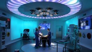 El 5G permetrà al metge connectar-se a una sala d'operacions des de qualsevol lloc