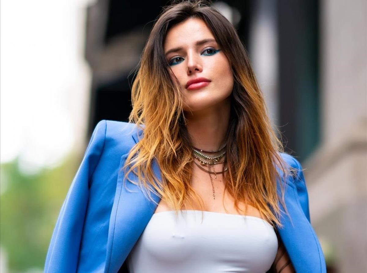 Pelicula bella thorne porno Bella Thorne De Disney A Ganar Un Premio Por Una Pelicula Porno