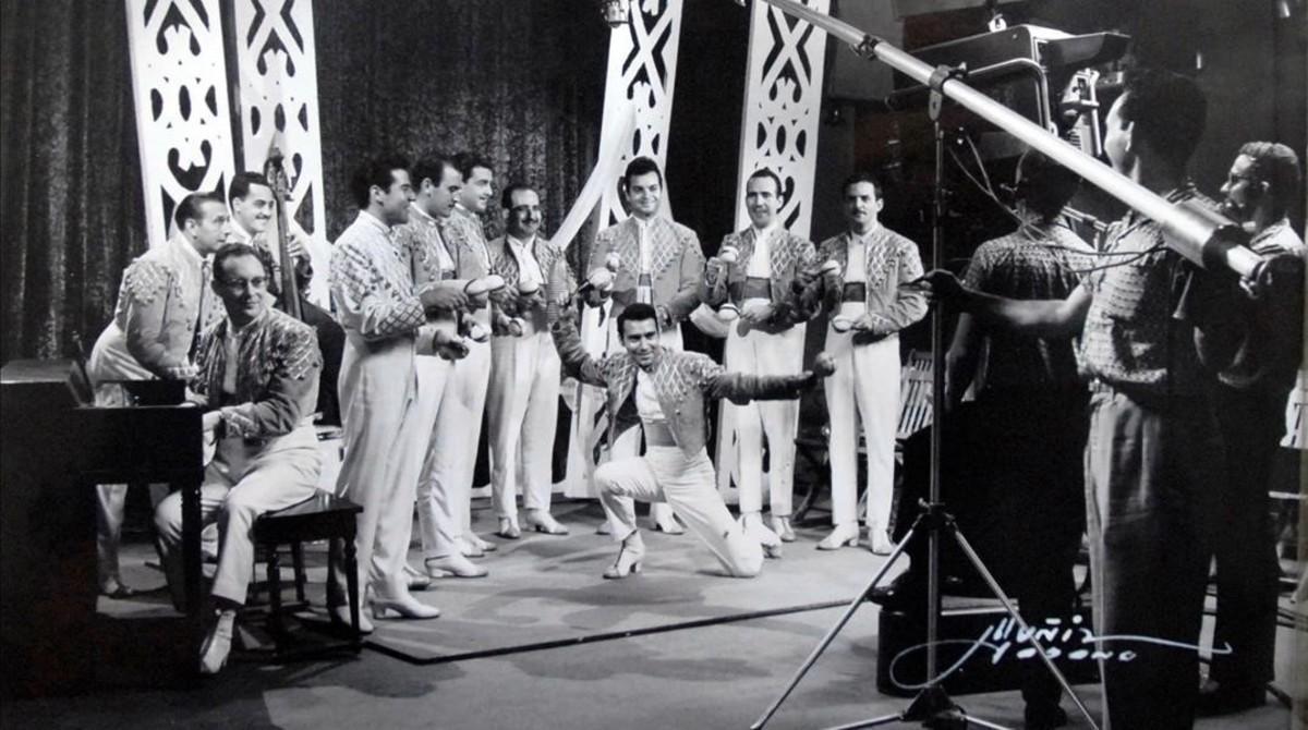 Una imagen del documental 'L'home orquestra'.
