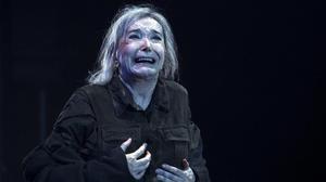 Núria Espert, en 'El rei Lear'