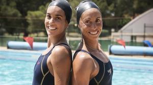 Ona Carbonell y Gemma Mengual, la pareja de la sincro española.