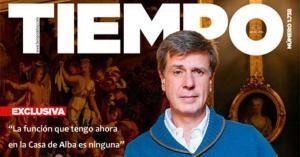 Imagen de la portada de la revista 'Tiempo'.