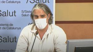 El doctor Jacobo Mendioroz, nuevodirector de la nueva Unidad de Seguimiento del coronavirus en Catalunya