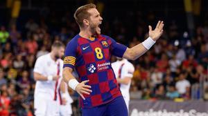 El Barça passa directe a la 'final four' de Colònia, que es jugarà al desembre