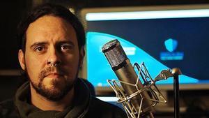 Bernardo Viqueira, 'hacker' y experto en ciberseguridad.