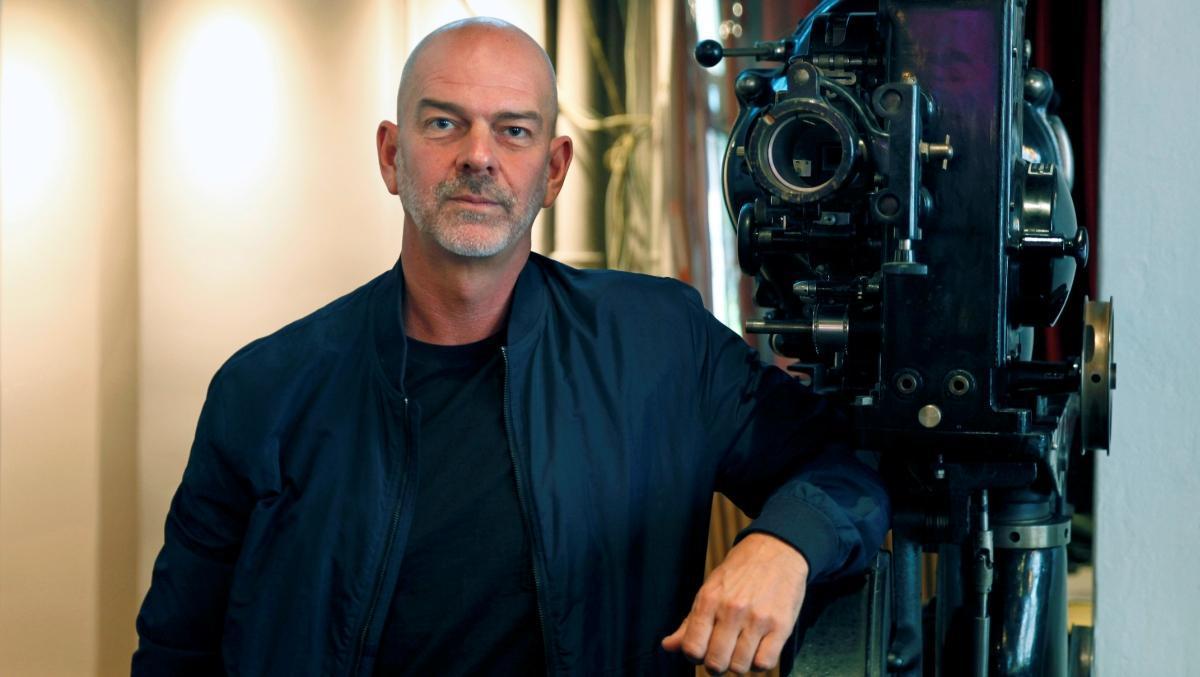 El director de 'Vivir sin nosotros', David Färdmar.