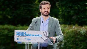 Casado exigeix a Sánchez aprovar el seu 'pla b' a l'estat d'alarma