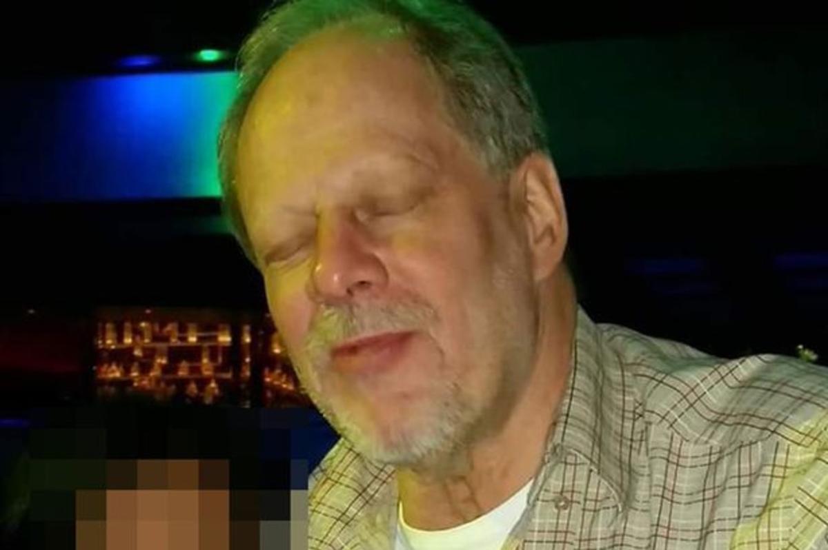 Stephen Paddock, autor de la matanza de Las Vegas.