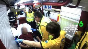 La Sexta es posa en la pell dels professionals de les ambulàncies