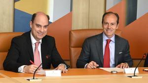 MAPFRE ofrecerá productos de Santander en los 3.000 puntos de venta de la aseguradora