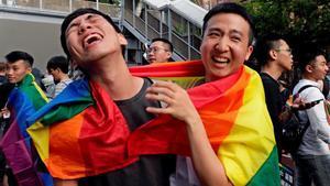 Taiwan estrena el matrimoni homosexual a l'Àsia
