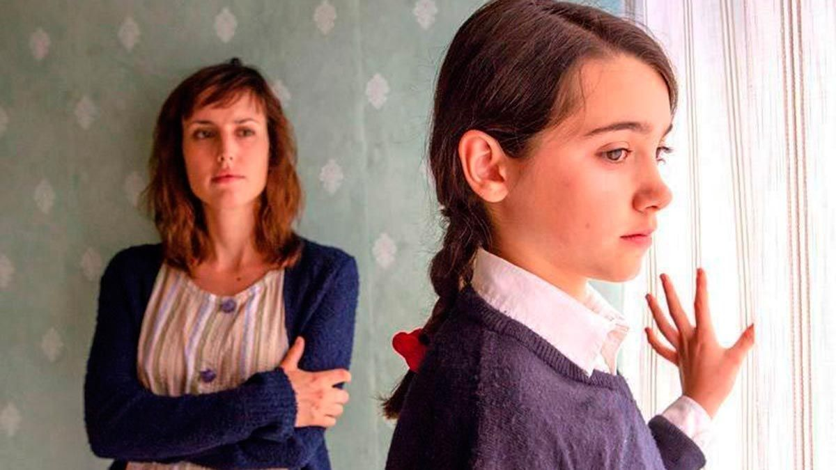 Una imagen de la película 'Las niñas'.