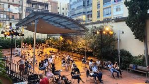 L'Eixample celebra la quarta edició del Festival de les Arts Tangent