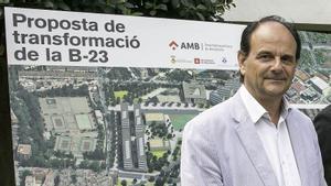 Josep Perpinyà, de Collserola a Sant Andreu de la Barca