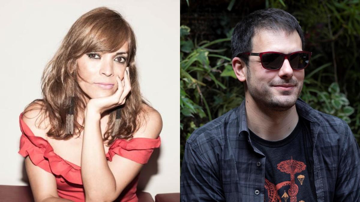 Camila Sosa y Albert Pijuan.