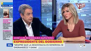 """Zapatero confiesa la """"mala sensación"""" que le quedó tras su etapa como presidente del Gobierno"""