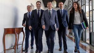 """PP y Ciudadanos alcanzan un """"principio de acuerdo"""" para gobernar en Andalucía"""