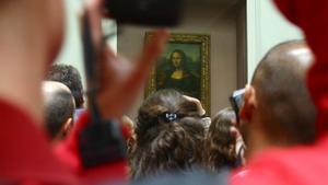 El Louvre, primer museu del món a superar els 10 milions de visitants