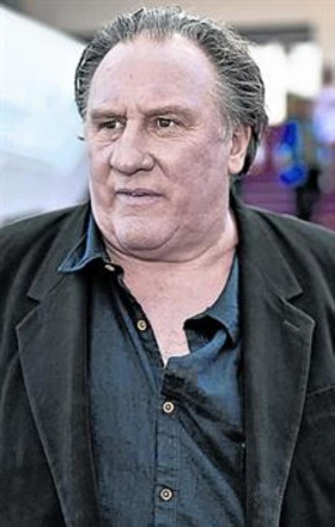 Depardieu, «dispuesto a morir por Rusia»