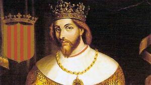 El rey Jaume I el Conqueridor.