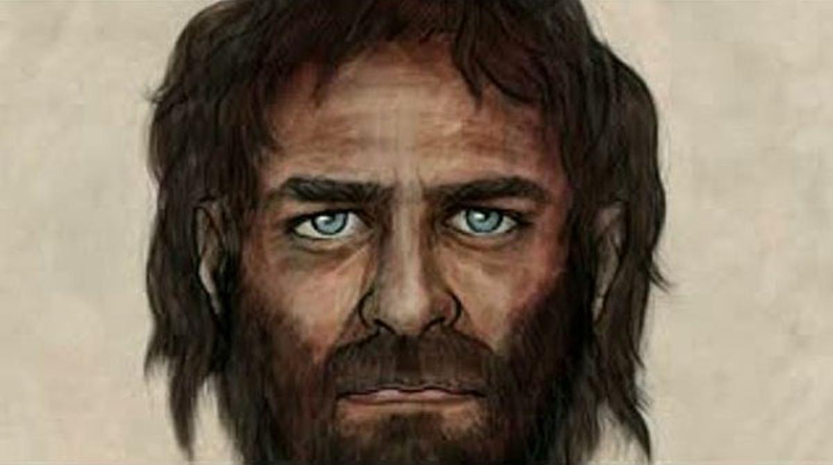 El caçador d'ulls blaus va viure fa 7.000 anys a l'actual província de Lleó.