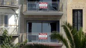 L'aplicació de la nova llei de vivenda obre la guerra entre el Govern i les comunitats