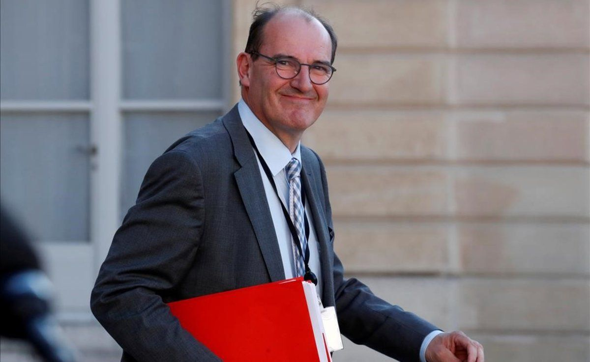 Jean Castex, nuevo primer ministro francés.