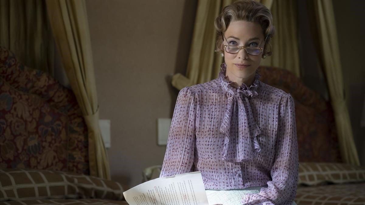 Cate Blanchett en 'Mrs. America'.