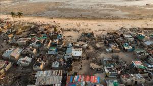 Los estragos del ciclón 'Idai' en su paso por Beira, Mozambique.