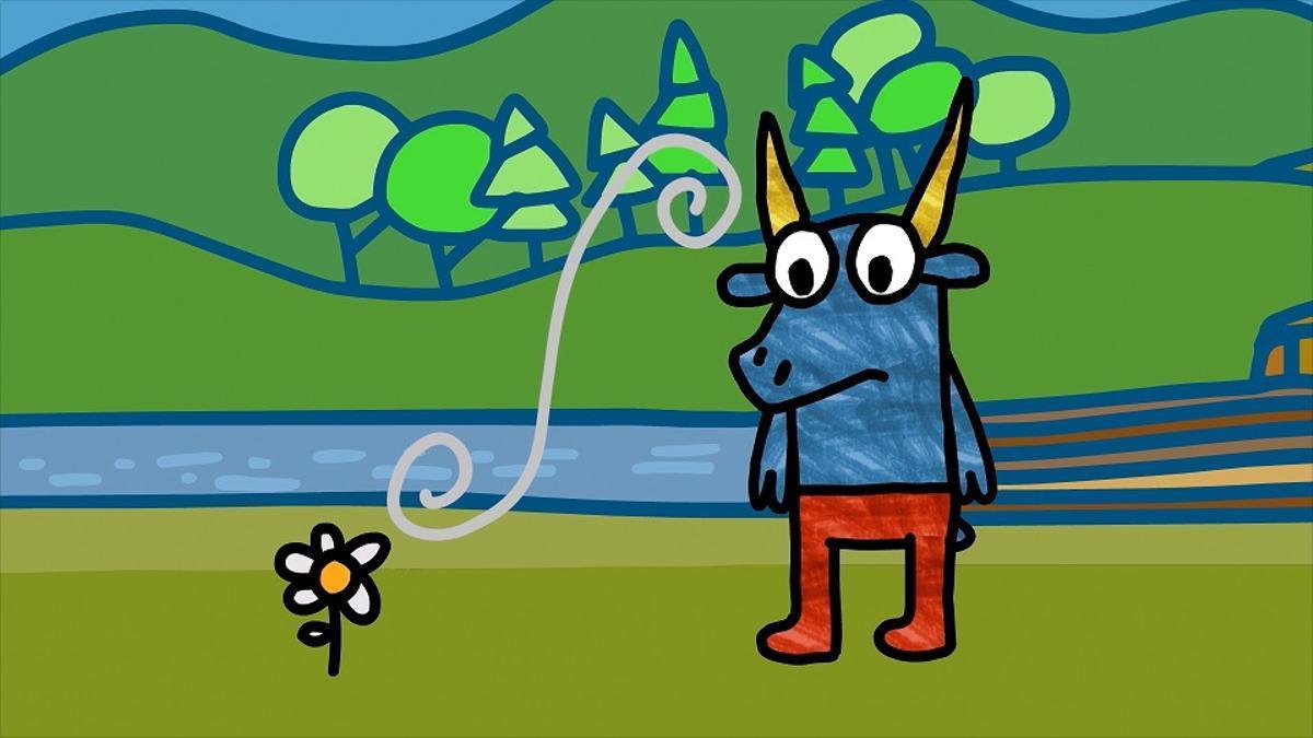 Bulit, más que un dibujo animado con AUTISMO, de Mikel Urmeneta
