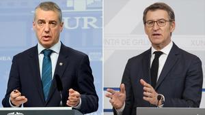 Urkullu i Feijóo convoquen eleccions a Euskadi i Galícia per al diumenge 12 de juliol