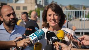 La Fiscalia de Barcelona investiga Paluzie per les seves declaracions sobre la violència