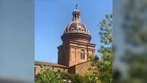 ¡Ràpid, una altra foto de la cúpula!