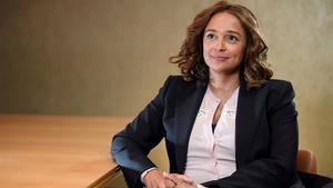 Isabel Dos Santos, hija del expresidente de Angola acusada de fraude.