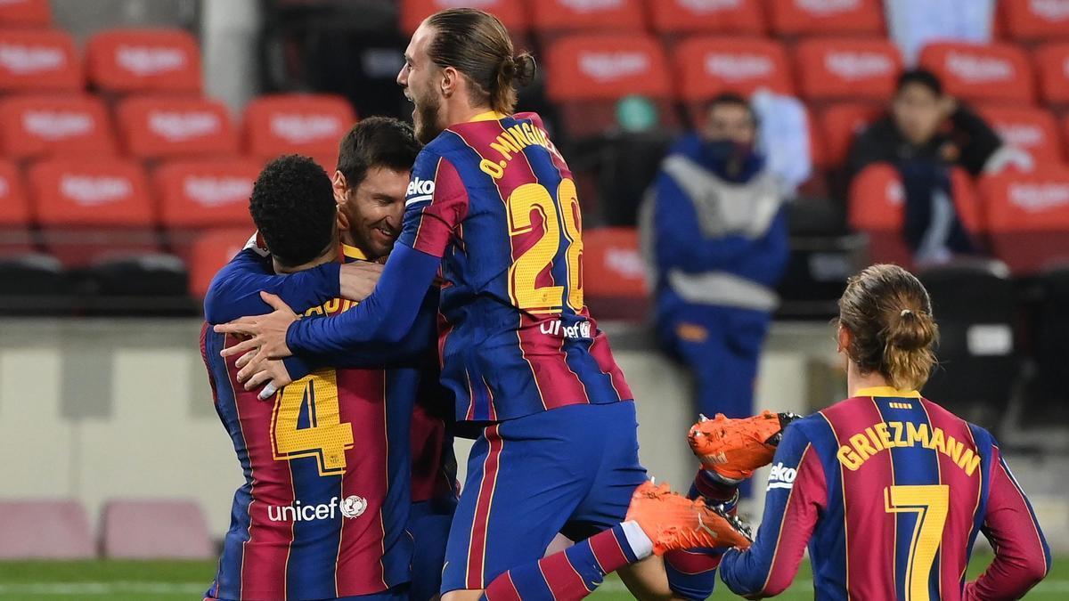 Els 'hereus' de Messi