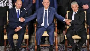 El nou govern a Israel comença a treballar amb el desafiament de no ser Netanyahu