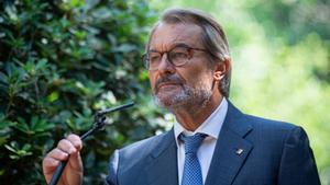 Artur Mas aposta per la reconciliació entre Junts i el PDECat