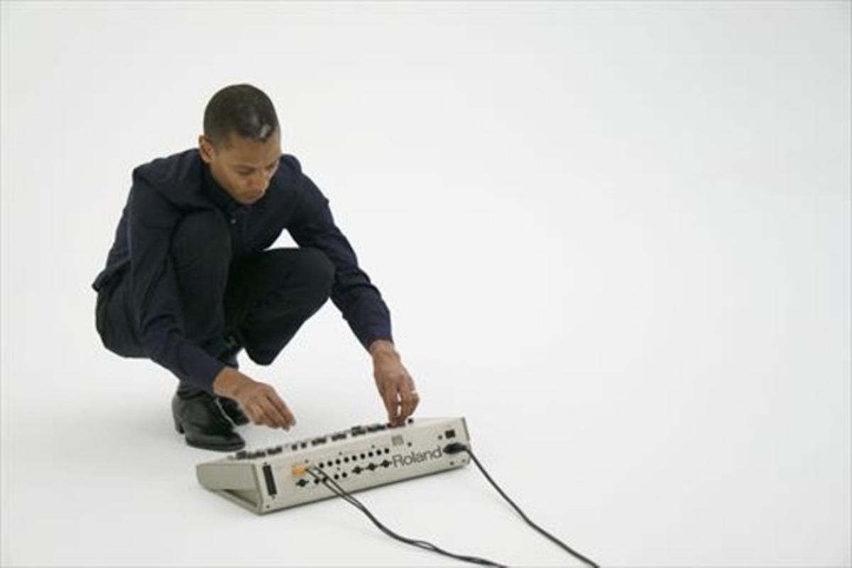 El pionero del techno Jeff Mills, en una imagen promocional.