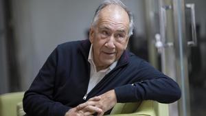 El poeta Joan Margarit, en el 2017.