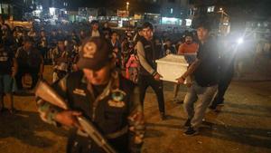 La reaparició de Sendero Luminoso ensangona la campanya peruana