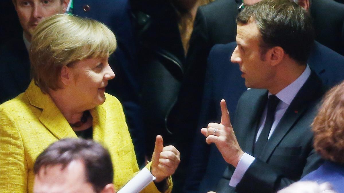 Europa en funcions