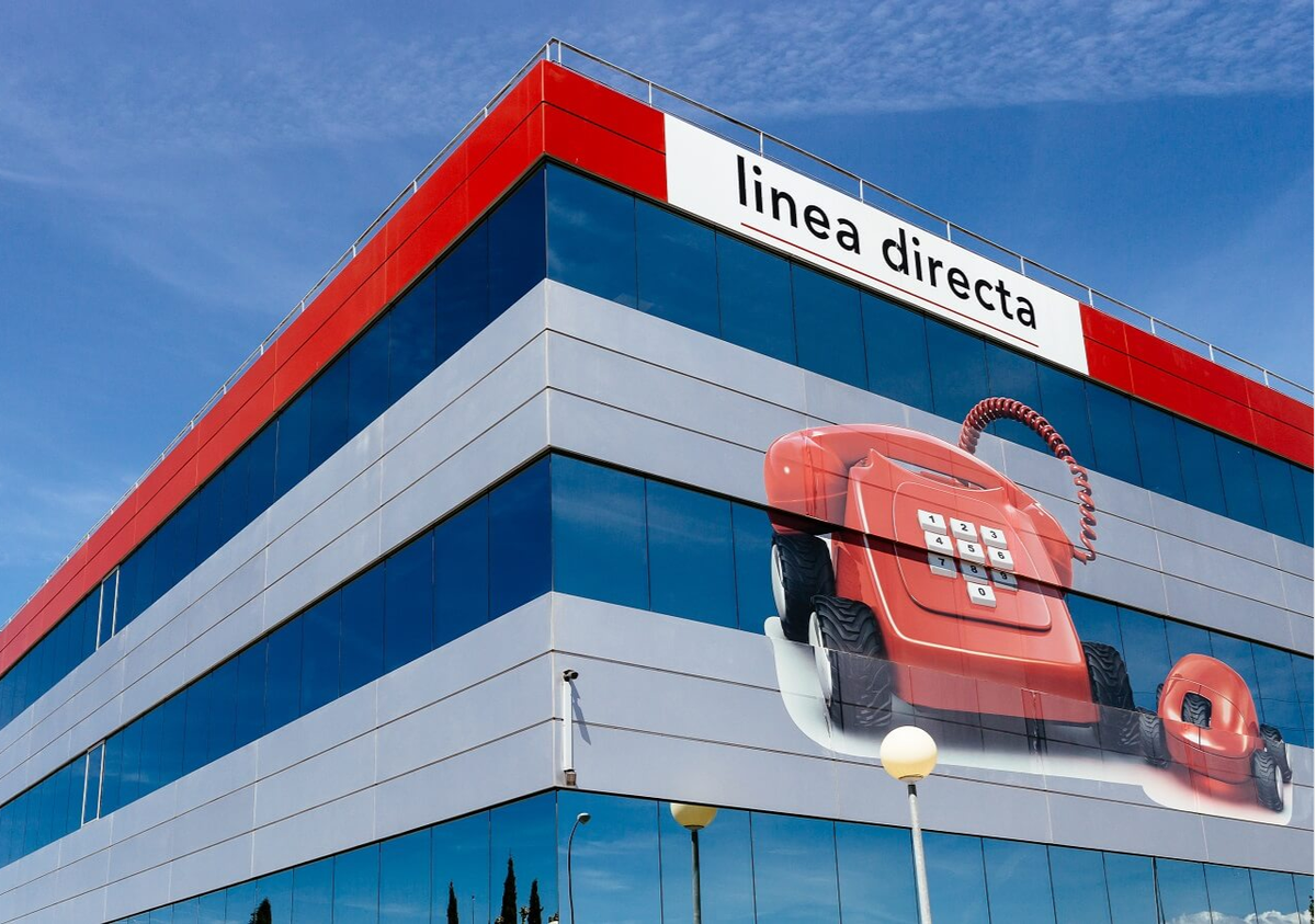 La sede de Línea Directa