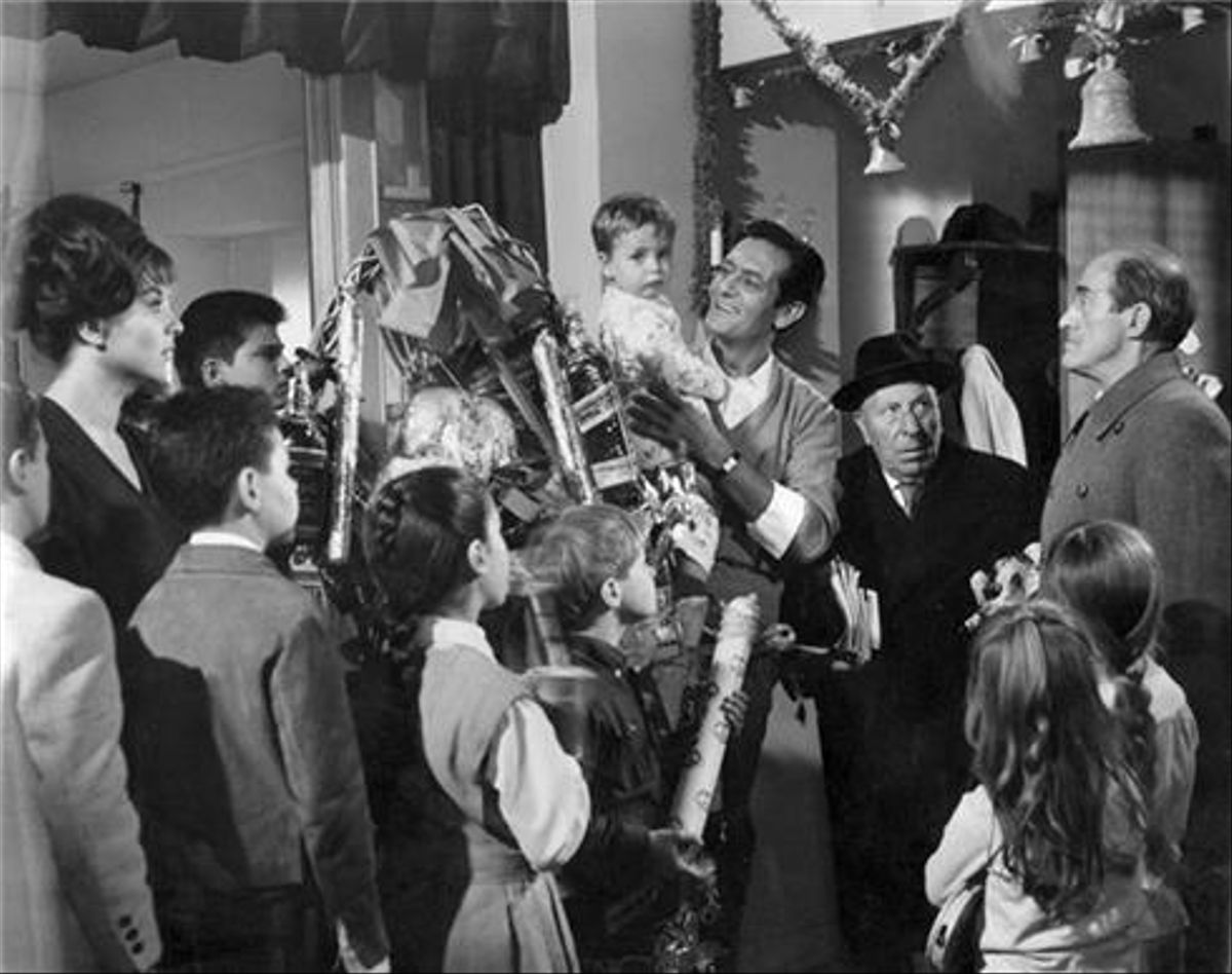 La gran família espanyola no tem el virus per Nadal