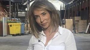 María Patiño, en Telecinco.